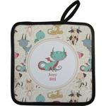 Chinese Zodiac Pot Holder (Personalized)