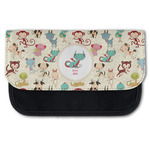 Chinese Zodiac Canvas Pencil Case w/ Name or Text