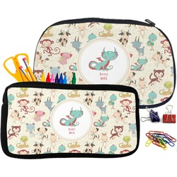 Chinese Zodiac Pencil / School Supplies Bag (Personalized)