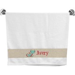 Chinese Zodiac Bath Towel (Personalized)