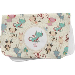 Chinese Zodiac Burp Cloth (Personalized)