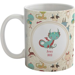 Chinese Zodiac Coffee Mug (Personalized)