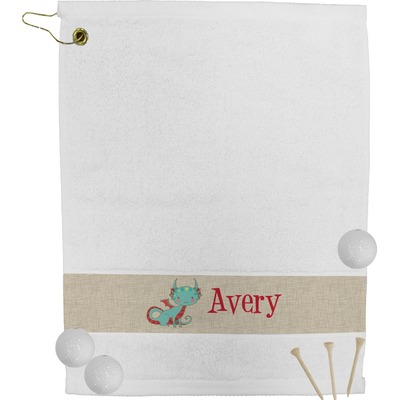 Chinese Zodiac Golf Bag Towel (Personalized)