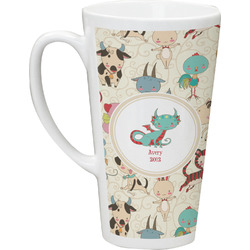Chinese Zodiac Latte Mug (Personalized)
