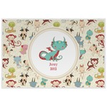 Chinese Zodiac Placemat (Laminated) (Personalized)