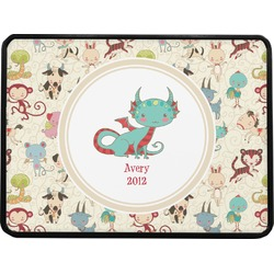 Chinese Zodiac Rectangular Trailer Hitch Cover (Personalized)
