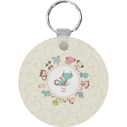 Chinese Zodiac Keychains - FRP (Personalized)