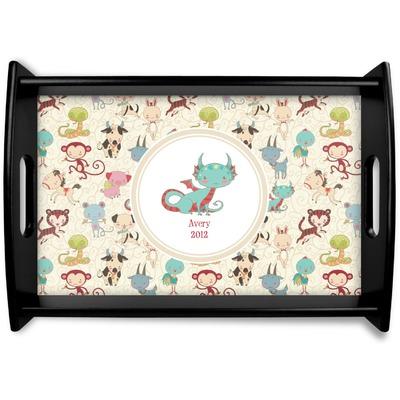 Chinese Zodiac Wooden Trays (Personalized)