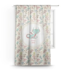 Chinese Zodiac Sheer Curtains (Personalized)