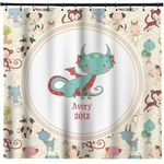 Chinese Zodiac Shower Curtain (Personalized)