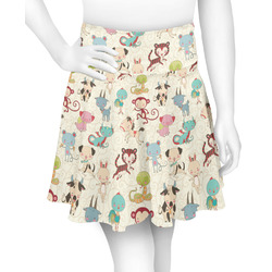 Chinese Zodiac Skater Skirt (Personalized)