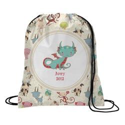 Chinese Zodiac Drawstring Backpack (Personalized)