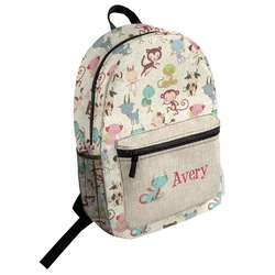 Chinese Zodiac Student Backpack (Personalized)