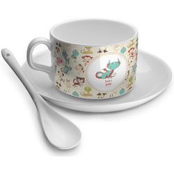 Chinese Zodiac Tea Cups (Personalized)
