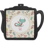 Chinese Zodiac Teapot Trivet (Personalized)