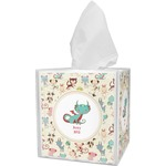 Chinese Zodiac Tissue Box Cover (Personalized)