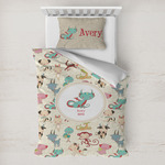 Chinese Zodiac Toddler Bedding w/ Name or Text