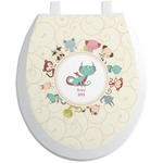 Chinese Zodiac Toilet Seat Decal (Personalized)