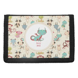 Chinese Zodiac Trifold Wallet (Personalized)
