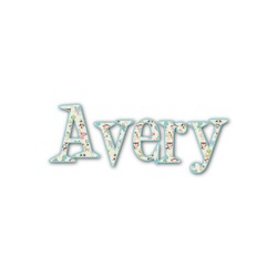 Chinese Zodiac Name/Text Decal - Custom Sized (Personalized)
