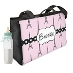 Eiffel Tower Diaper Bag (Personalized)