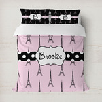 Eiffel Tower Duvet Covers (Personalized)