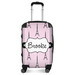 Eiffel Tower Suitcase (Personalized)