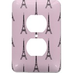 Eiffel Tower Electric Outlet Plate (Personalized)