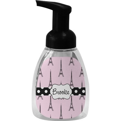 Eiffel Tower Foam Soap Dispenser (Personalized)