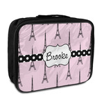 Eiffel Tower Insulated Lunch Bag (Personalized)