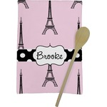 Eiffel Tower Kitchen Towel - Full Print (Personalized)