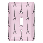 Eiffel Tower Light Switch Covers (Personalized)