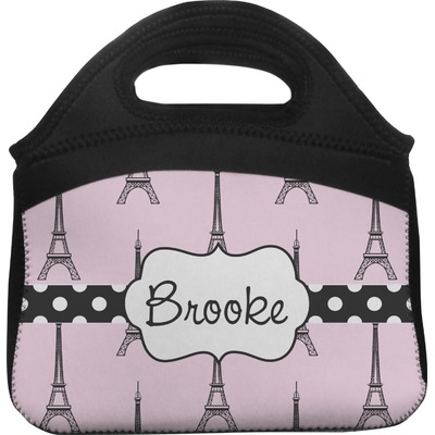 Eiffel Tower Lunch Tote (Personalized)