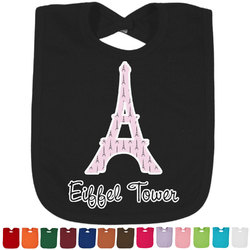 Eiffel Tower Bib - Select Color (Personalized)