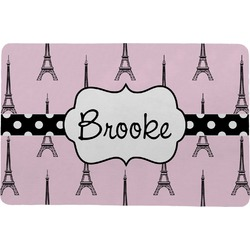 "Eiffel Tower Comfort Mat - 18""x27"" (Personalized)"