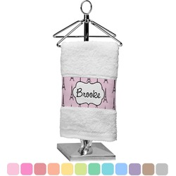 Eiffel Tower Finger Tip Towel (Personalized)