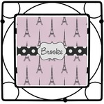 Eiffel Tower Square Trivet (Personalized)