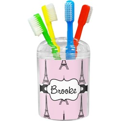 Eiffel Tower Toothbrush Holder (Personalized)
