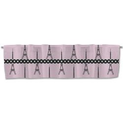 Eiffel Tower Valance (Personalized)