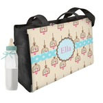 Kissing Birds Diaper Bag w/ Name or Text