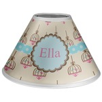 Kissing Birds Coolie Lamp Shade (Personalized)