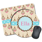 Kissing Birds Mouse Pads (Personalized)