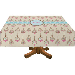 Kissing Birds Tablecloth (Personalized)