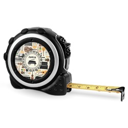 Musical Instruments Tape Measure - 16 Ft (Personalized)