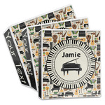 Musical Instruments 3-Ring Binder (Personalized)