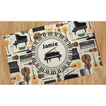Musical Instruments Area Rug (Personalized)