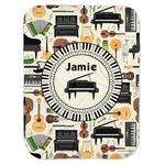 Musical Instruments Baby Swaddling Blanket (Personalized)