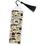 Musical Instruments Book Mark w/Tassel (Personalized)