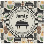 Musical Instruments Ceramic Tile Hot Pad (Personalized)