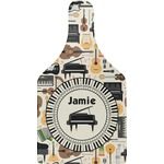 Musical Instruments Cheese Board (Personalized)